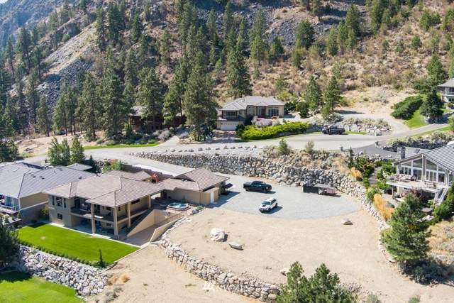 15330 Lakeview Street, Entiat, WA 98822 (#1696356) :: Ben Kinney Real Estate Team