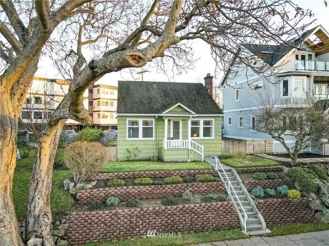 2112 Ferry Avenue SW, Seattle, WA 98116 (#1696386) :: Mike & Sandi Nelson Real Estate