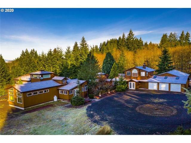 156 Peppermill Road, Kelso, WA 98626 (#1696451) :: Capstone Ventures Inc