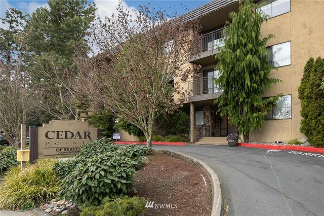 750 143rd Street #107, Seattle, WA 98133 (#1696645) :: Pickett Street Properties