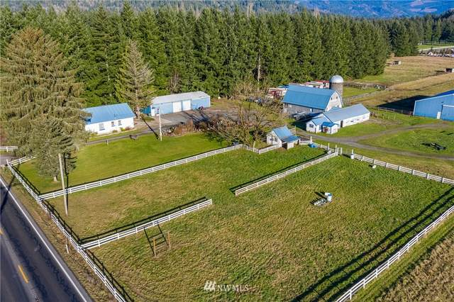 6407 Mt Baker Highway, Deming, WA 98244 (#1696660) :: McAuley Homes