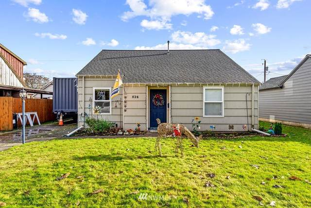526 25th Avenue, Longview, WA 98632 (MLS #1696812) :: Community Real Estate Group