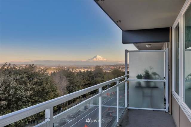235 Broadway #420, Tacoma, WA 98402 (MLS #1696829) :: Community Real Estate Group