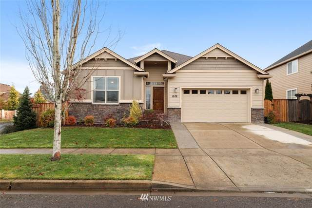 1528 S Taverner Drive, Ridgefield, WA 98642 (#1697145) :: Better Properties Real Estate