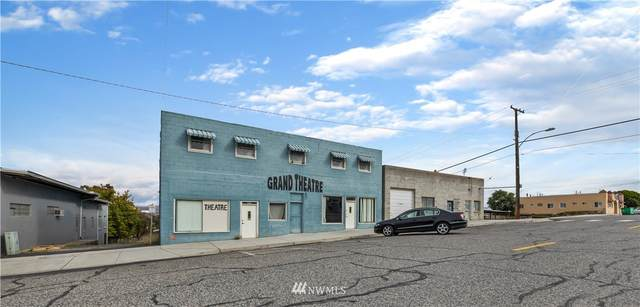 204 Main Street, Grand Coulee, WA 99133 (MLS #1697290) :: Community Real Estate Group