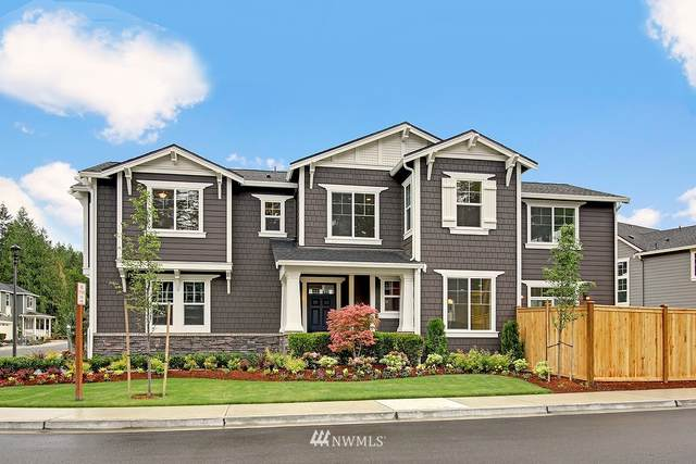 24621 SE 21st (Homesite 12) Place, Sammamish, WA 98075 (MLS #1697616) :: Community Real Estate Group