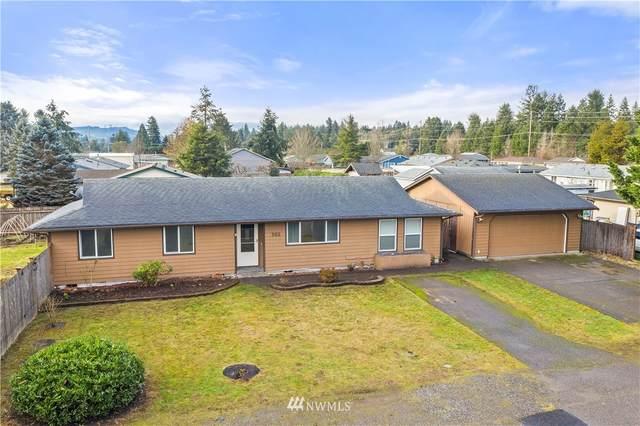 302 California Avenue N, Rainier, WA 98576 (#1697978) :: Mike & Sandi Nelson Real Estate