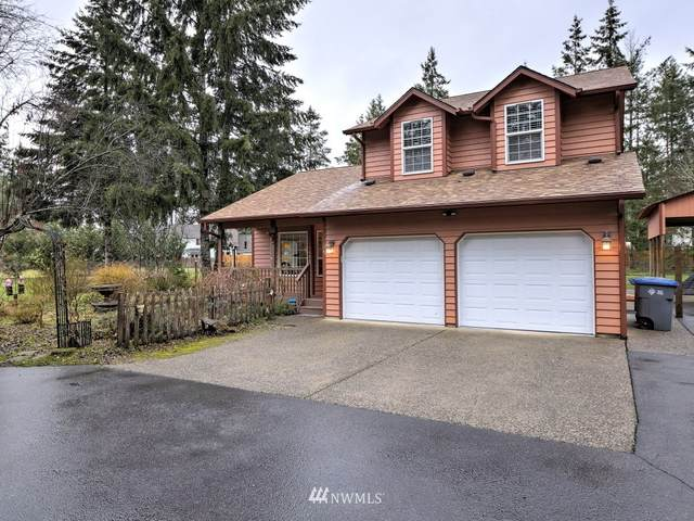 91 E Rock Way, Shelton, WA 98584 (#1698013) :: Ben Kinney Real Estate Team