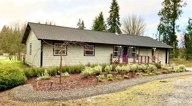 456 NW Pioneer Hill Road, Poulsbo, WA 98370 (#1698035) :: Mike & Sandi Nelson Real Estate