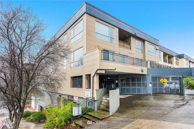 321 10th Avenue S #614, Seattle, WA 98104 (MLS #1698172) :: Community Real Estate Group