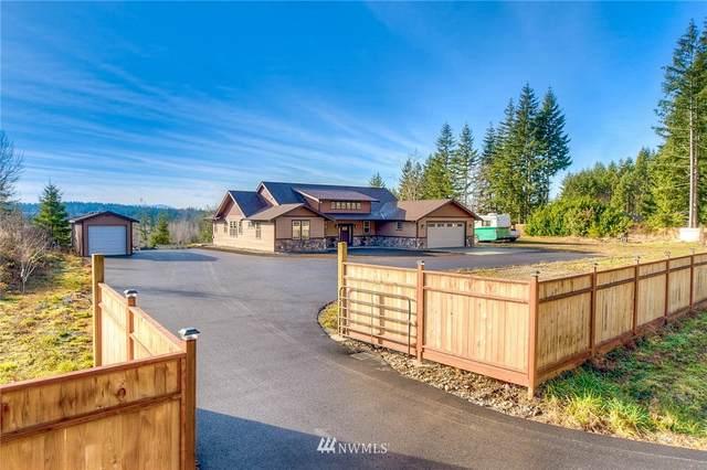 6406 Harts Lake Road S, Roy, WA 98580 (#1698201) :: Better Properties Real Estate