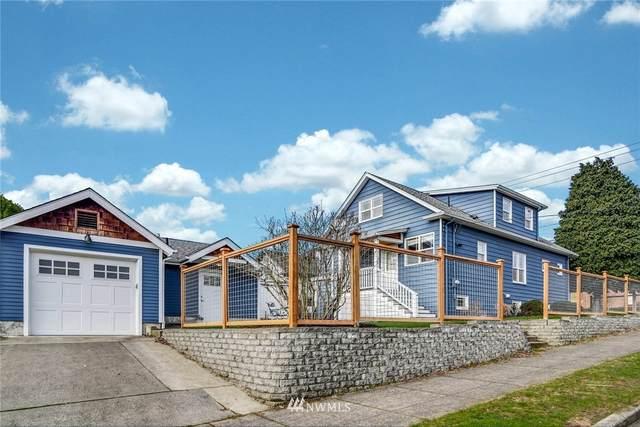 1101 NW 65th Street, Seattle, WA 98117 (#1698282) :: Ben Kinney Real Estate Team