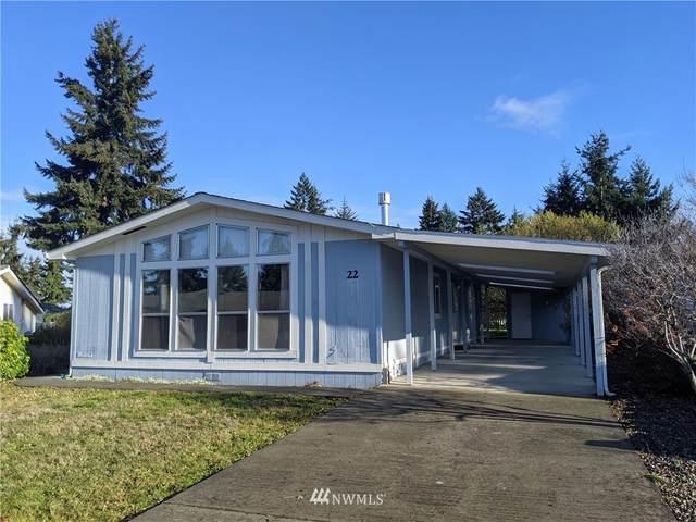 22 Danielle Court, Sequim, WA 98382 (#1698286) :: Better Properties Real Estate