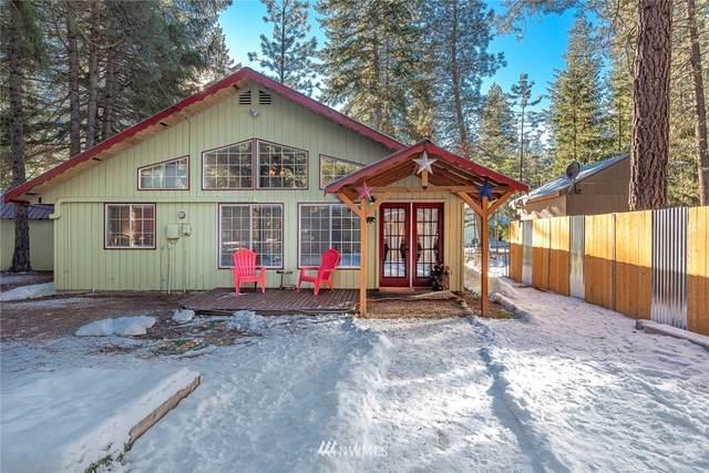 22005 Stirrup Road, Leavenworth, WA 98826 (#1698315) :: My Puget Sound Homes