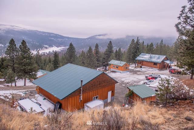 17 Brock Drive, Tonasket, WA 98855 (MLS #1698336) :: Brantley Christianson Real Estate