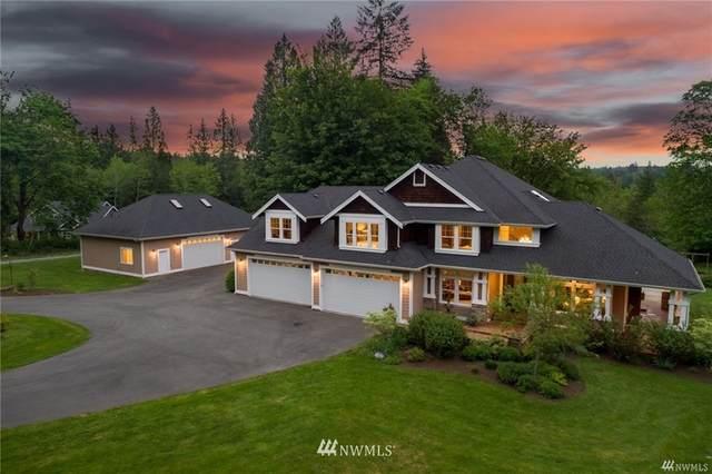 9709 163rd Avenue SE, Snohomish, WA 98290 (#1698351) :: McAuley Homes