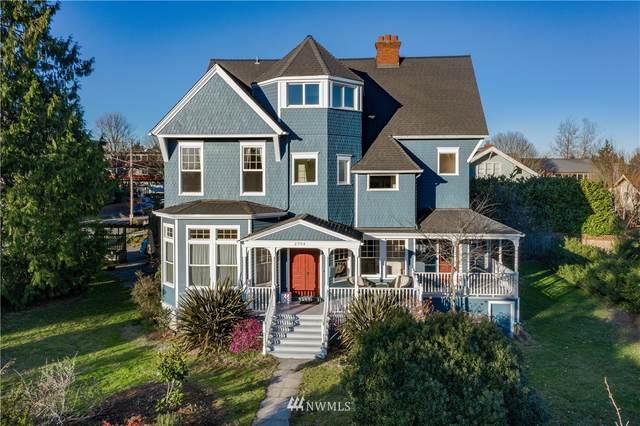 2904 S Washington Street, Seattle, WA 98144 (MLS #1698488) :: Community Real Estate Group