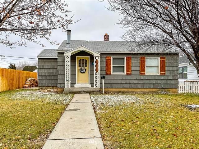 317 SW 7th Avenue, Ephrata, WA 98823 (MLS #1710072) :: Nick McLean Real Estate Group