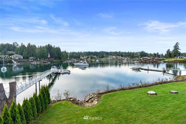 3514 East Bay Drive NW, Gig Harbor, WA 98335 (MLS #1710182) :: Community Real Estate Group