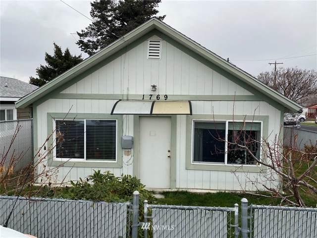 1769 S Methow Street, Wenatchee, WA 98801 (#1710338) :: Tribeca NW Real Estate