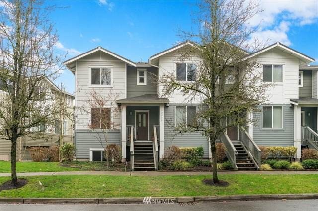 12233 NE 109th Place #44, Kirkland, WA 98033 (#1710546) :: Tribeca NW Real Estate