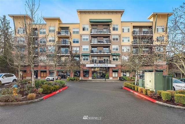 15408 Main Street #108, Mill Creek, WA 98012 (#1710682) :: Ben Kinney Real Estate Team