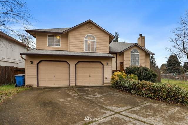 4802 NE 55th Circle, Vancouver, WA 98661 (#1710843) :: Canterwood Real Estate Team