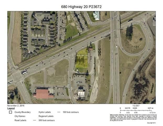 680 W Highway 20, Burlington, WA 98233 (#1710930) :: The Shiflett Group