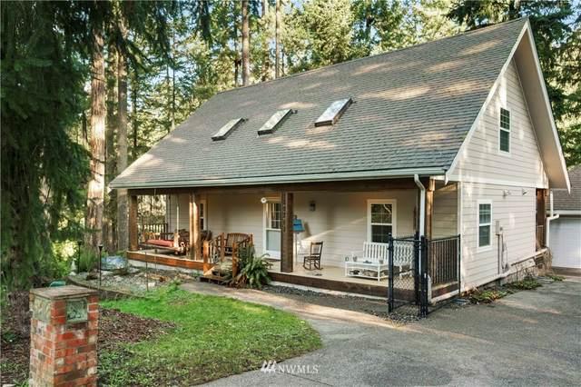 10711 Pioneer Drive, Anderson Island, WA 98303 (#1710965) :: Pickett Street Properties