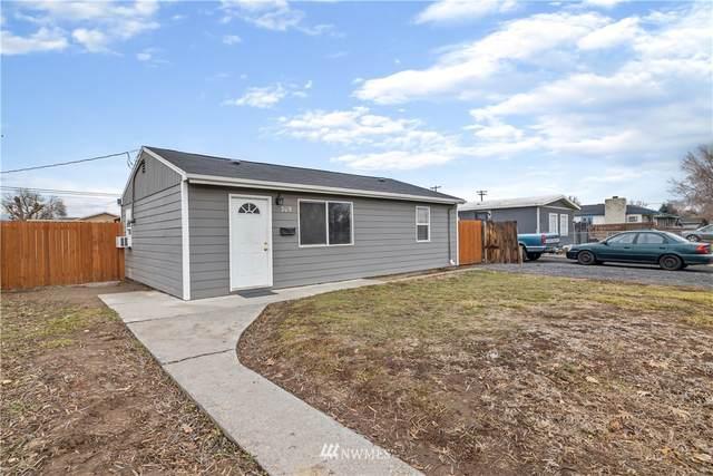 309 J Street SE, Quincy, WA 98848 (#1711108) :: My Puget Sound Homes