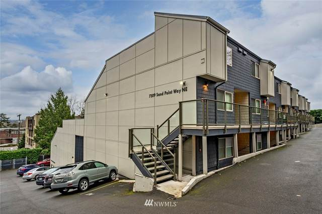7309 Sand Point Way Ne B947, Seattle, WA 98115 (#1711112) :: Hauer Home Team