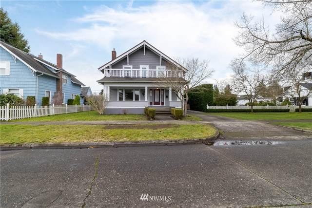 311 N Rock Street, Centralia, WA 98531 (#1711215) :: Mike & Sandi Nelson Real Estate