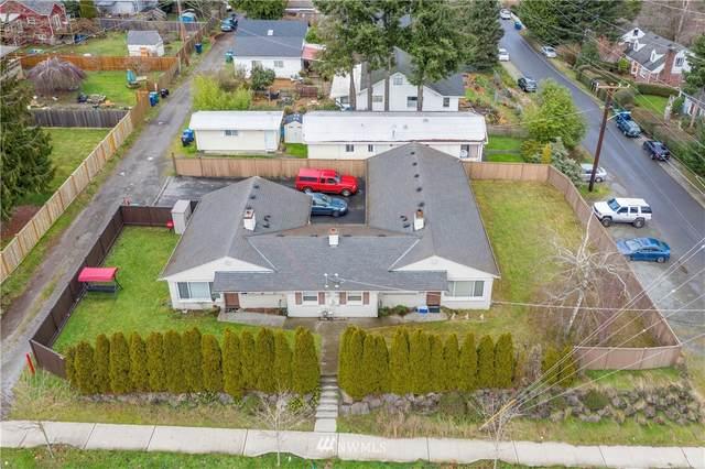 814 N 105, Seattle, WA 98133 (#1711235) :: Canterwood Real Estate Team