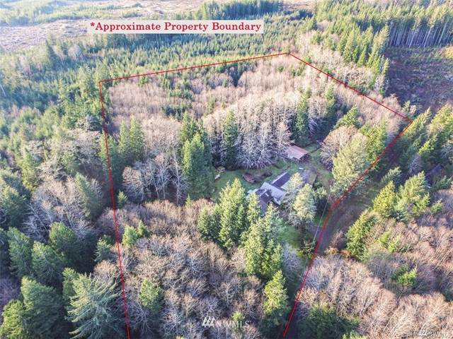 13554 Hoko Ozette Road, Clallam Bay, WA 98326 (#1711317) :: Engel & Völkers Federal Way