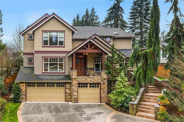 10203 NE 31st Place, Bellevue, WA 98004 (MLS #1711502) :: Brantley Christianson Real Estate