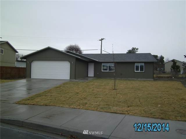 1316 W Javelin Street, Moses Lake, WA 98837 (#1711514) :: Better Properties Real Estate