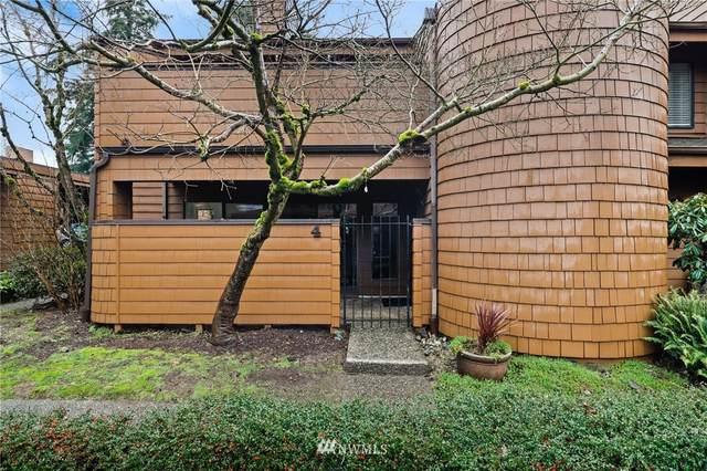 11510 NE 128th Street #4, Kirkland, WA 98034 (#1711569) :: Ben Kinney Real Estate Team
