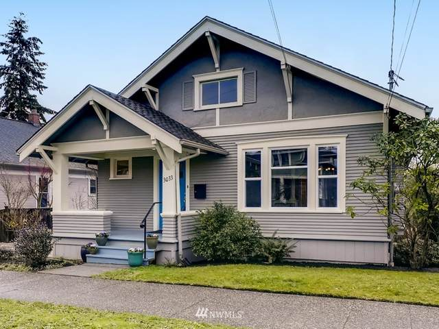 3033 NW 66th Street, Seattle, WA 98117 (#1711593) :: Ben Kinney Real Estate Team