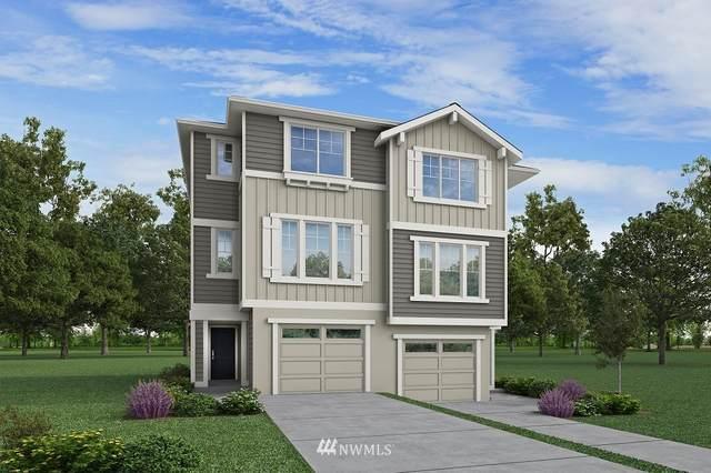 993 NW Highgarden Drive #45, Bremerton, WA 98311 (#1711621) :: Ben Kinney Real Estate Team
