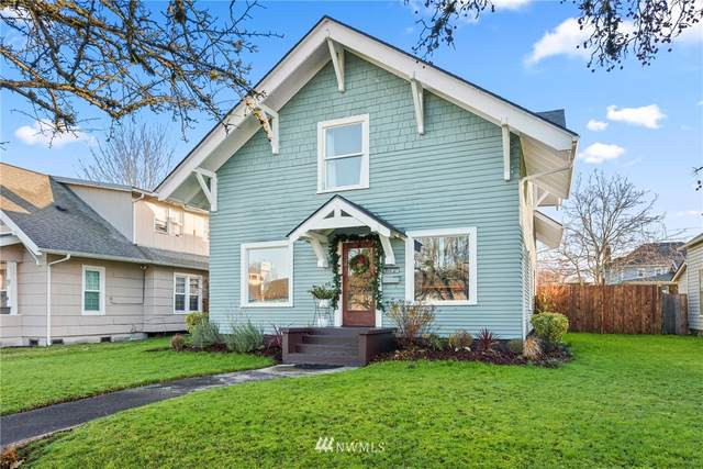 612 H Street, Centralia, WA 98531 (#1711662) :: Better Properties Real Estate