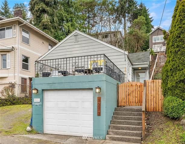 1217 24th Avenue E, Seattle, WA 98112 (#1711720) :: Ben Kinney Real Estate Team