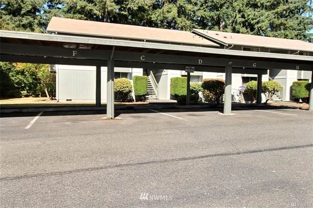 117 S 340th Street F, Federal Way, WA 98003 (#1711938) :: Better Properties Real Estate