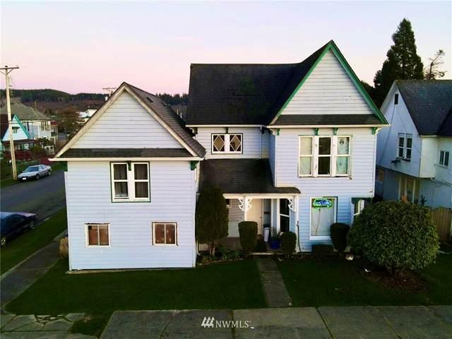 120 Jefferson, Hoquiam, WA 98550 (#1712080) :: Mike & Sandi Nelson Real Estate