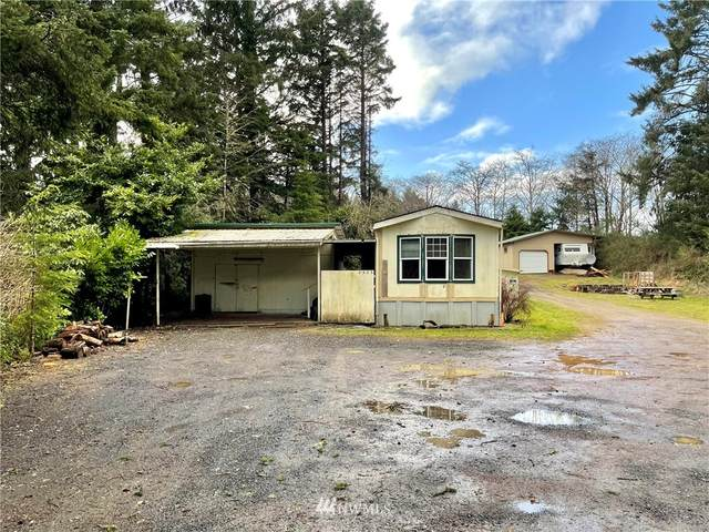 2525 State Route 109, Ocean Shores, WA 98569 (MLS #1712149) :: Brantley Christianson Real Estate