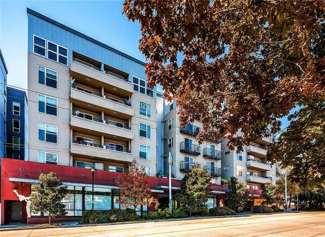 303 23rd Avenue S #405, Seattle, WA 98144 (#1712179) :: McAuley Homes