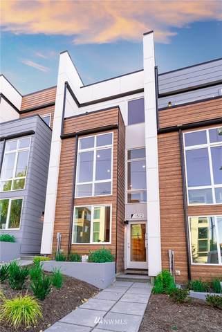 1512 S Walker Street, Seattle, WA 98144 (#1712209) :: Mike & Sandi Nelson Real Estate
