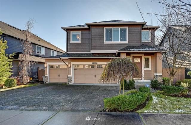 21447 SE 2nd Place, Sammamish, WA 98074 (#1712215) :: Mike & Sandi Nelson Real Estate