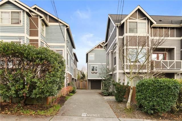 6720 Alonzo Avenue NW A, Seattle, WA 98117 (#1712219) :: Ben Kinney Real Estate Team