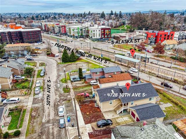 4728 30th Avenue S, Seattle, WA 98108 (#1712285) :: Ben Kinney Real Estate Team