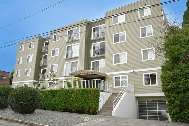 800 N Allen Place #205, Seattle, WA 98103 (#1712538) :: Canterwood Real Estate Team